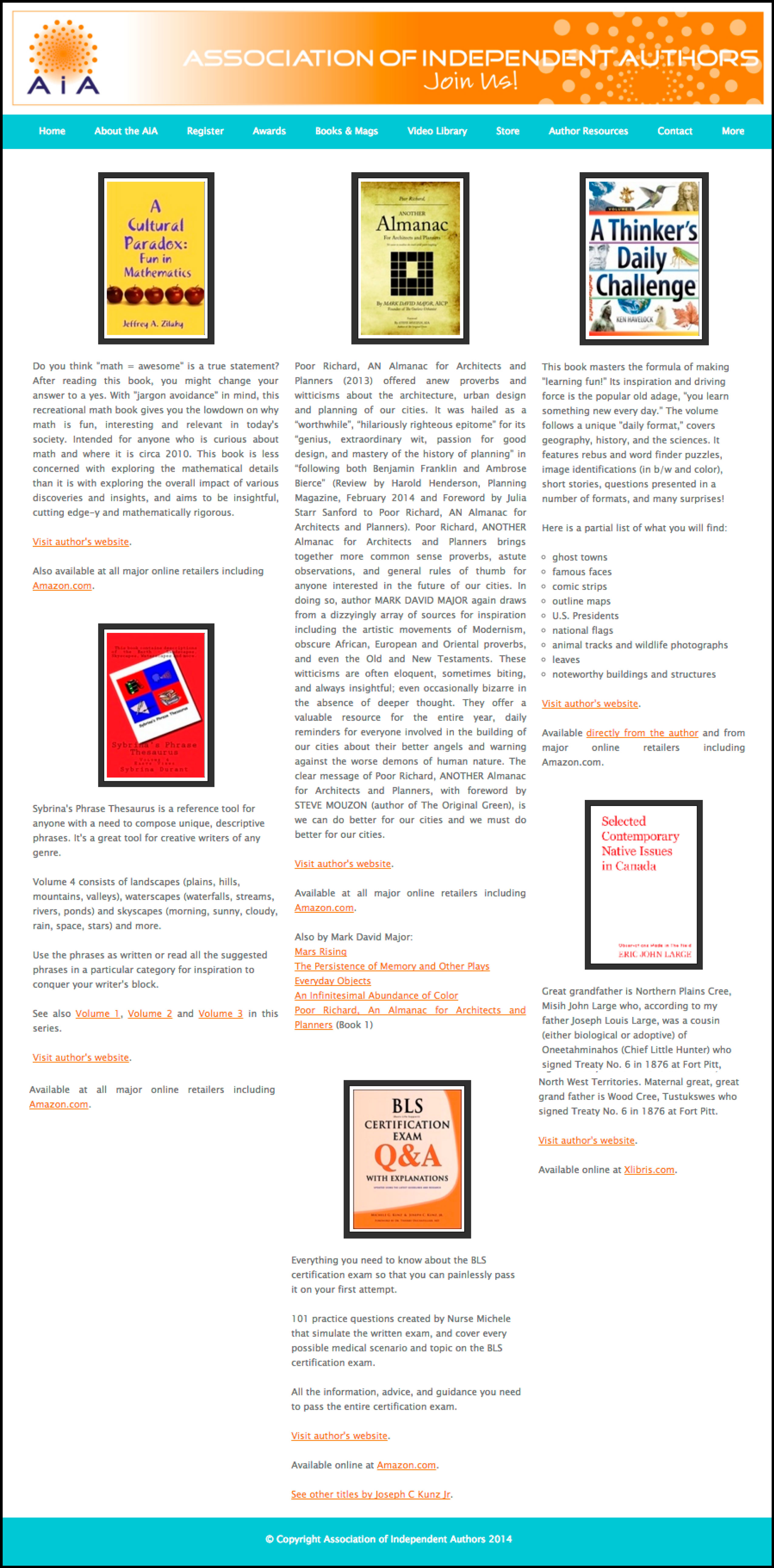 Association of Independent-Authors - www.Independent-Authors.com - BLS Certification Exam Q And A With Explanations