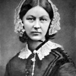 Florence Nightingale c. 1860