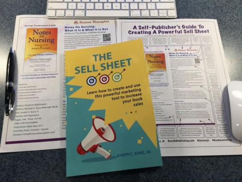 The Sell Sheet Book Images 13