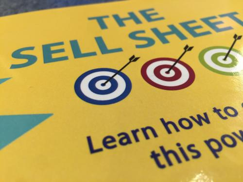 The Sell Sheet Book Images 6